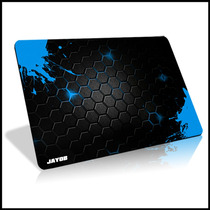 Mousepad Gamer Jayob Splash Blue Médio - Goliathus, Qck