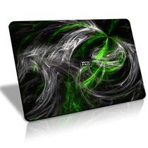 Mousepad Gamer Aura Green Speed 36x28cm , Goliathus , Qck+