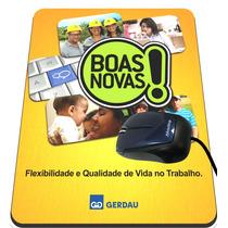 Mouse Pad 450 Peças 19 X 15 Cm
