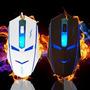 Mouse Gamer Transformers 6 Botao 3200 Dpi Ótico Fc-5160 Usb