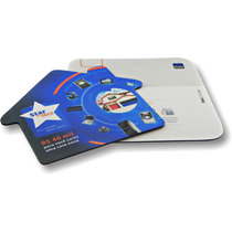 Mouse Pad Personalizado 19 X 15 Cm - 60 Peças