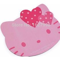 Mousepad Hello Kitty Rosa Meninas Barbie Pink Mouse