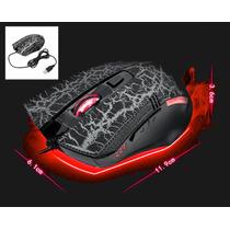Mouse Gamer Legend Usb 3200 Dpi Optical Gaming + Mouse Pad