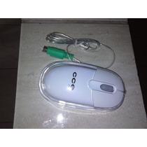 Mouse Cce Original Ps 2 Super Rápido Produto Novo Na Caixa