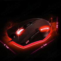 Mouse Gamer Usb Legend 3200 Dpi Optical Hybrid Pro Gaming