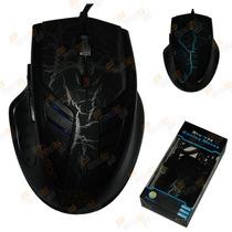 Mouse Gamer Legend Usb 3200dpi Optical Hybrid Pro Gaming