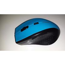 Mouse Sem Fio Wirellis + Adaptador Usb