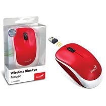 Mouse Wireless 6000z Blueeye Usb 2.4 Ghz 1200 Dpi Vermelho -