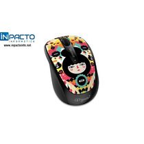 Mouse Optico Microsoft Wi Mobile 3500 Color