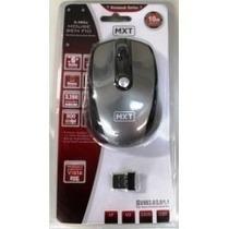 Mouse Optico Sem Fio Desempenho 800dpi Usb 2.4ghz