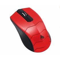 Mouse Óptico Usb 1000cpi Resolução Ergonômico Ambidestro