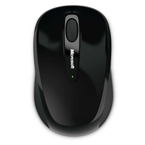 Mouse Wireless Mobile 3500 Microsoft - Sem Fio - Original