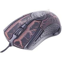 Mouse Laser Gamer Usb 3200 Dpi + Mouse Pad De Brinde