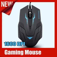 Mouse Super Laser Gaming 1600 Dpi Professional Frete Grátis