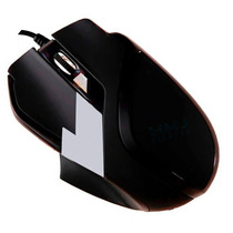 Mouse Gamer Com Fire Button Usb 3200 Dpi Ótico P/ Pc, Note.