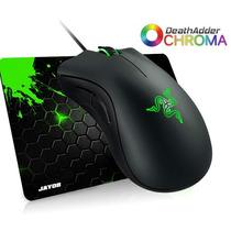 Mouse Razer Deathadder Chroma 10.000dpi - 2 Anos Gr. + Pad