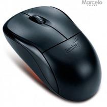 Mouse Óptico S/ Fio Genius Ns-6000 2.4ghz Preto + Nf-e