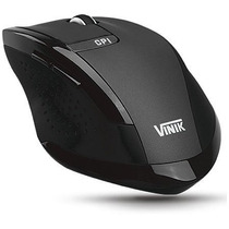 Mouse Bluetooth 1600 Dpi B100 Preto Vinik