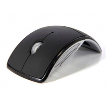 Mouse Óptico Wireless 2.4ghz Arc Preto