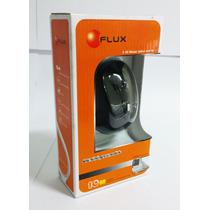 Mouse Sem Fio Wireless 916-g Preto Flux Ref.8767