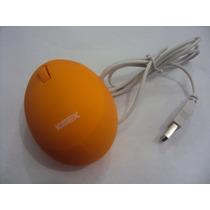 Mouse Óptico Usb - Design Moderno E Confortável Promoção !