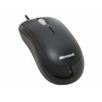 Mouse Microsoft Basic Optical - Enviamos No Mesmo Dia !!!