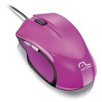Mouse Xgamer 2400 Dpi 6 Botoes Rosa Usb - Mo201