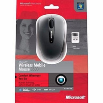 Mouse Microsoft Wireless 3500 P Note- Gmf-00380