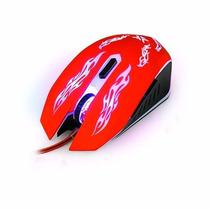 Mouse Gamer 3000dpi Usb Barato Não Razer/macro 6 Botões #kb5