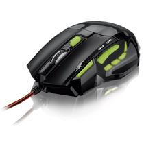 Mouse Xgame Óptico Firemouse 7 Botões 2400dpi Usb - Mo208 -