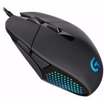 Mouse Gamer Logitech G302 6 Botões E 4000 Dpi Ajustável