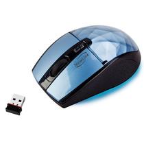 Mouse Sem Fio Diamond Mo110 - Blue Sensor, Receptor Usb