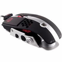 Mouse Metal Gamer Tt Sports Level 10m Black Macro