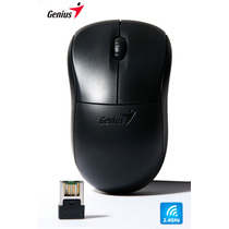 Mouse Sem Fio Genius Optico Usb Ns-6000 Preto