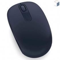 Mouse Wireless Microsoft 1850 Usb Azul Escuro Lacrado + Nf-e
