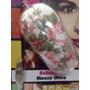 Mouse Ps2 Ótico Belíssima Feminino Com Estampa De Flores