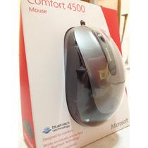 Mouse Microsoft Comfort 4500 Silver | Pc Apple Usb Bluetrack