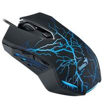 Mouse Gamer Genius X-g300 Usb 2000dpi