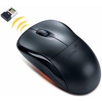 Mouse Wireless Sem Fio Genius Ns-6000 1000 Dpi Usb Preto