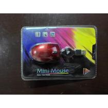 Mini Mouse Preto/vermelho Clone 6354