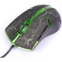 Mouse Gamer 6 Botao 3200 Dpi Ótico Fc-5160 Usb Alta Precisão
