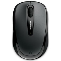 Mouse Wireless Microsoft Mobile 3500 Preto