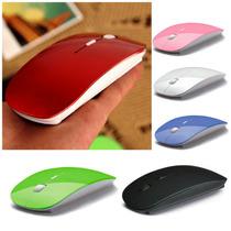 Mouse Sem Fio Usb Wireless Óptico Ultra Slim 2.4ghz