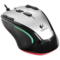 Mouse Gaming G300 Usb C/ Fio 2500dpi Logitech
