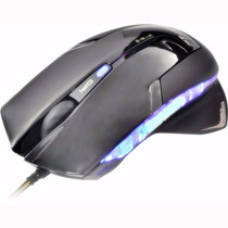 Mouse Gamer Optico 1600dpi Gaming Sensor Com Led Iluminado