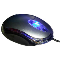 Mini Mouse Laser Óptico Usb 3d 800 Dpi P/ Notebook Pc Smart