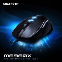 Mouse Gigabyte Ghost Macro Laser 6000dpi