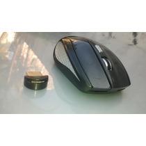 Mouse Óptico Sem Fio Usb Wi-fi Para Notebook E Pc( Original)