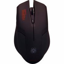 Mouse Gamer Macro Fortrek Tarantula Óptico 2000dpi 6 Botões