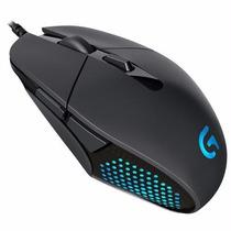 Mouse Gamer 4000 Dpi G302 Logitech 6 Botões Macros